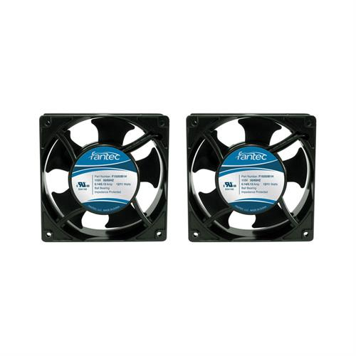 View a large image of the Peerless ACC-F200 Kiosk Cooling Fan Assemblies here.