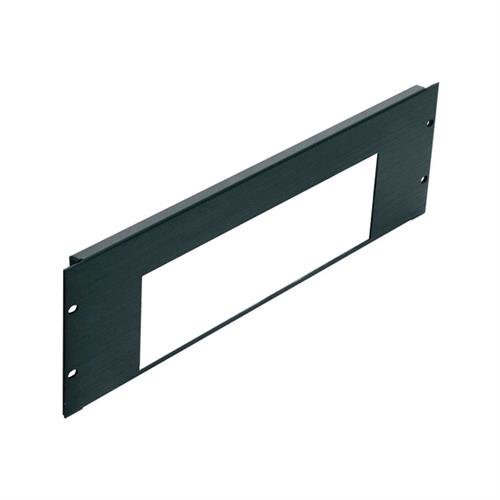 View a large image of the Middle Atlantic Custom Rack Shelf Face (8 RU, Anodized) AFACE8.