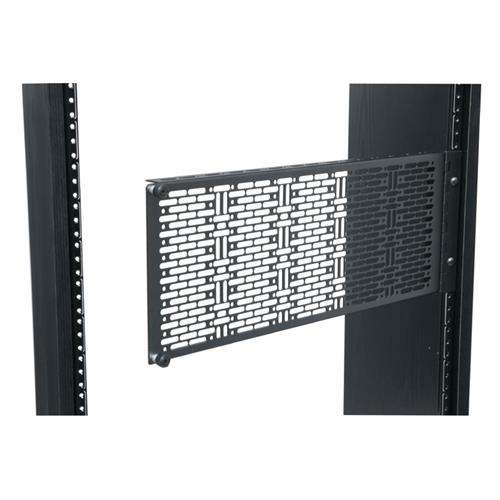 View a large image of the Middle Atlantic Mounting Access Panel (4 RU, Hinged) APM-4.
