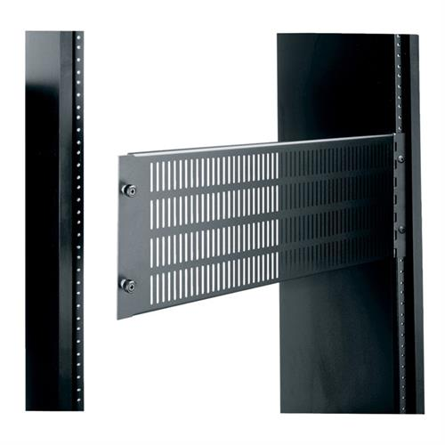 View a large image of the Middle Atlantic Vent Access Panel (4 RU, Slotted, Hinged) APV-4.