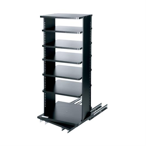 View a larger image of the Middle Atlantic Slide Out and Rotate Rack (42 H, 6 Shelf) ASR-42.