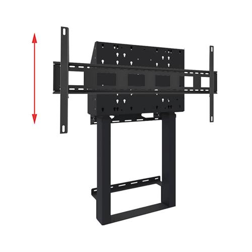 View a larger image of the AVTEQ DynamiQ mMount Motorized Wall Mount for Cisco 70 Webex, AVT-487A02-CSB70 here.