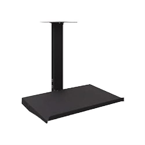 View a large image of the AVTEQ Laptop Keyboard Shelf for DynamicQ Stands and Mounts Black AVT-481A101 here.