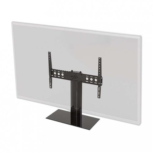 View a large image of the AVF Universal Fixed Table Top 65 in. TV Mount and Base Black B600BB-A here.