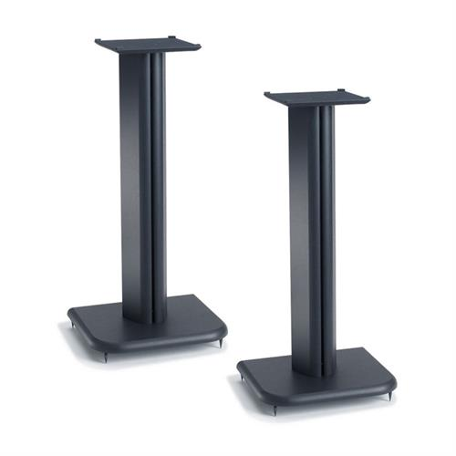 View a larger image of the Sanus Foundations 24 in. Wood Speaker Stands BF24-B1.