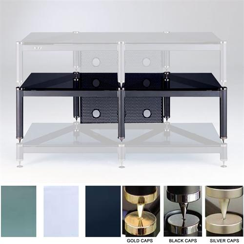 View a large image of the VTI BLG503 Series 9 inch Add-On Shelf Various Finishes BLG503-03 here.