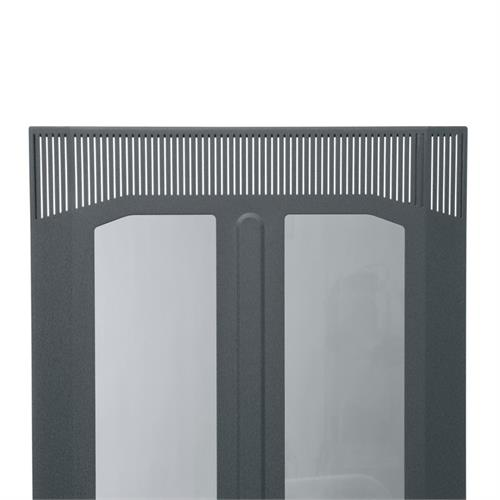 View a larger image of the Middle Atlantic Front Door (Plexi, BGR Racks, 25 RU) BPFD-25.