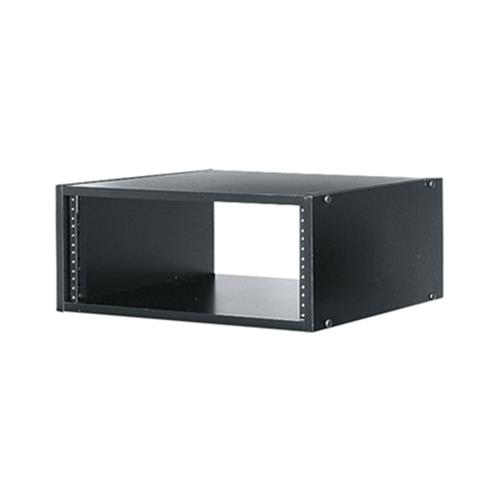 View a larger image of the Middle Atlantic Laminate Rack (6RU, 18 D, Black) BRK6.