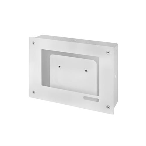 View a larger image of the AVTEQ Cisco Touch 10 In-Wall Mount (White) C10-WMP.