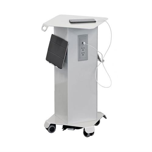 View a large image of the Audio Visual Furniture CHS4 Mobile Charging Station here.