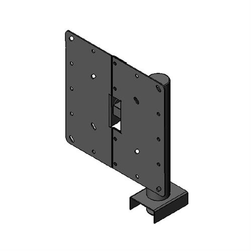 View a large image of the Lucasey CKLC200CRT17 CRT Wall Mount Conversion Kit here.