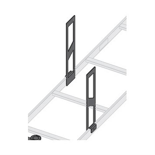 View a larger image of the Middle Atlantic Ladder Side Stand-Off (12 inch, 2 Pack) CLH-SS-12-2.