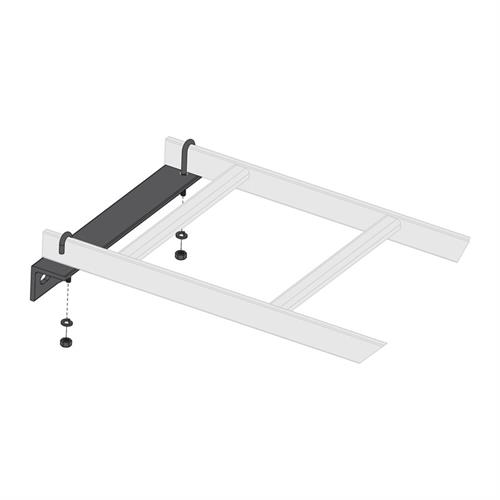 View a larger image of the Middle Atlantic Ladder Wall Support Bracket (12 inch) CLH-WRS