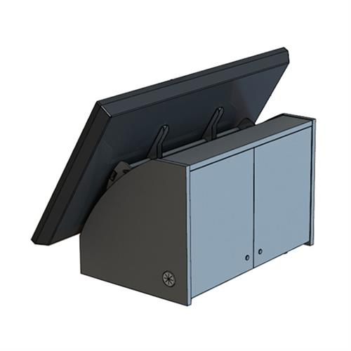 View a large image of the Audio Visual Furniture Confidence Monitor Mount CM4070 here.