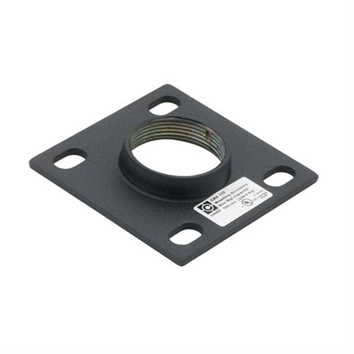 View a large image of the Chief CMA 4 inch Ceiling Plate with 1.5 inch NPT Opening CMA105 here.