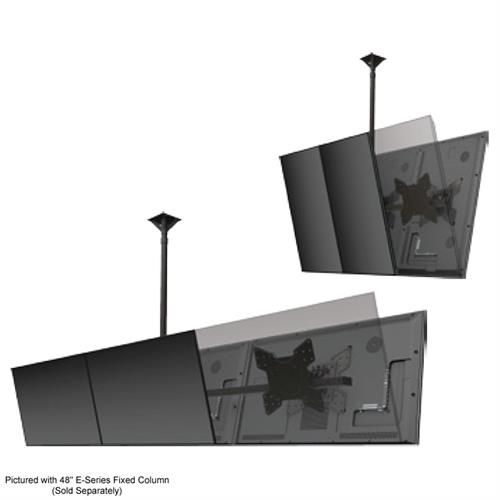 View a large image of the Crimson VESA 400x400 Back to Back 3x1 Ceiling Mount Kit CMD3KIT-4V here.