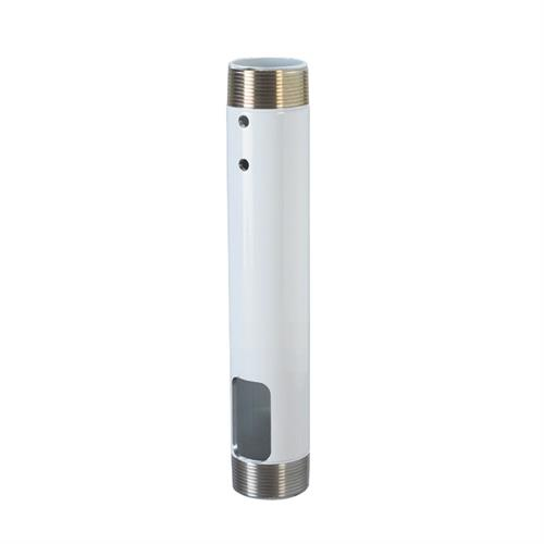 View a large image of Chief Speed Connect Fixed Column (12 in, White) CMS012W.