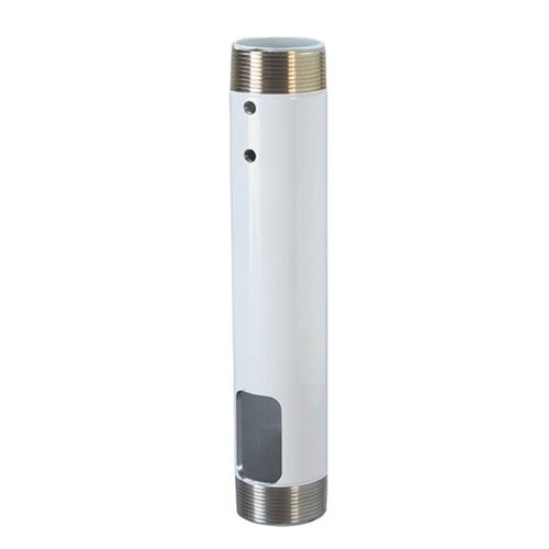 View a large image of Chief Speed Connect Fixed Column (18 in, White) CMS018W.