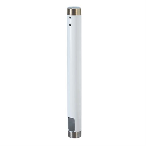 View a large image of Chief Speed Connect Fixed Column (48 in, White) CMS048W.