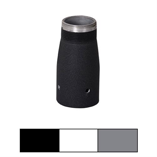 View a large image of the Chief Column Cut-Off Adapter Black Silver or White CMS261 here.