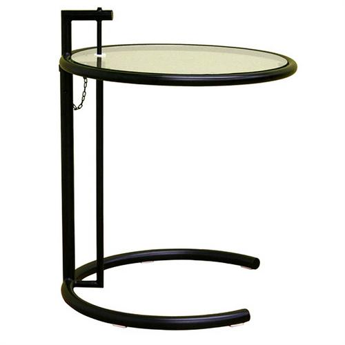 View a large image of the Wholesale Interiors Eileen Black Coffee Table Black CT33161 here.