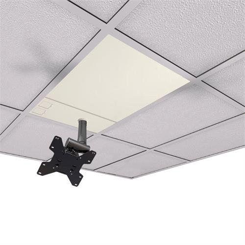 View a large image of the Crimson CXT-KIT6 Extreme Tilt 2x2 Tile Ceiling Kit 6-11 in. Ext here.