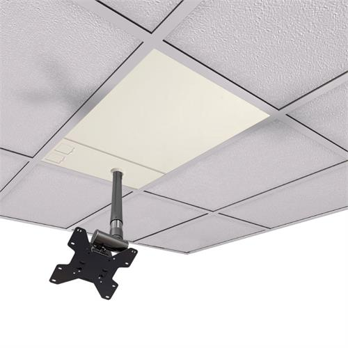View a large image of the Crimson CXT-KIT7 Extreme Tilt 2x2 Tile Ceiling Kit 12-18 in. Ext here.