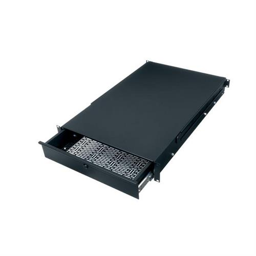 View a larger image of the Middle Atlantic Universal Mounting Drawer (2 RU, 28 D) D2-UMS-28.