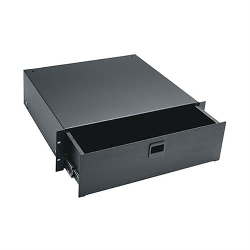 View a larger image of the Middle Atlantic Rack Drawer (3 RU, Anodized) D3.