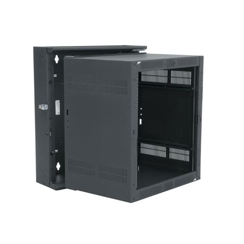 View a larger image of the Middle Atlantic Pivot Wall Rack (10 RU, 17 D) DWR-10-17.
