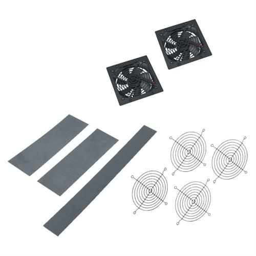 View a larger image of the Middle Atlantic Fan Kit (DWR Racks, 440 CFM, 32 D) DWR-FK6-32.