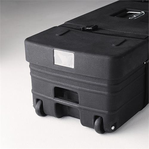 View a large image of the Da-Lite 91787 Screen and Drapery Kit Poly Carrying Case (62x16.5x12).