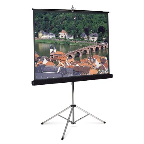 View a larger image of the Da-Lite 93884 Picture King Tripod Screen (Matte White, Carpet, 4:3, 120 Inch).