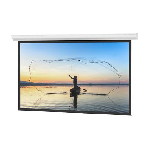 View a larger image of the Da-Lite 97962L Designer Contour Electrol (Matte White, 16:9, LVC, 77 Inch).