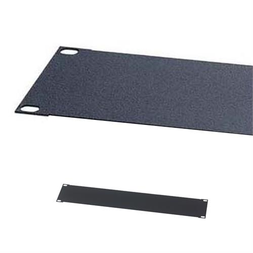 View a large image of the Chief Raxxess Economy Steel Blank Flat Panel 1U 2U 3U or 4U EFT- here.