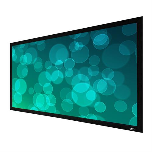 View a large image of the Elite Screens 180 inch Sable Frame 2 Projection Screen (CineWhite) ER180WH2 here.