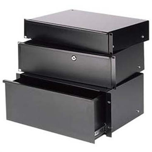 View a larger image of the Chief Raxxess Economy Sliding Drawer (Black) ESD.
