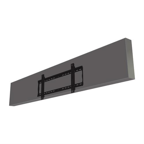 View a large image of the Crimson F86LG Fixed Wall Mount for LG 86 inch Stretch Displays here.