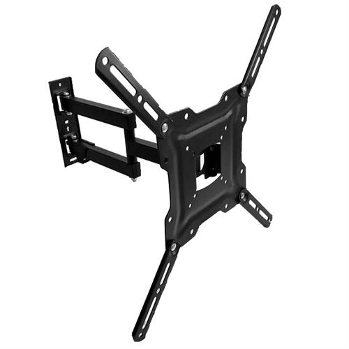 View a large image of the K2 Products Tilt and Swivel 26 to 50 inch TV Wall Mount (Black) FM55M16 here.