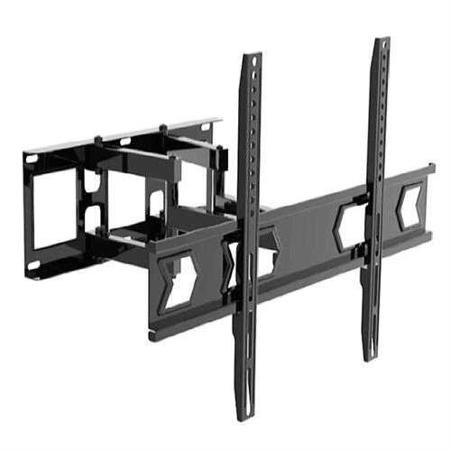 View a large image of the K2 Products Tilt and Swivel 37 to 75 inch TV Wall Mount (Black) FM88L16 here.