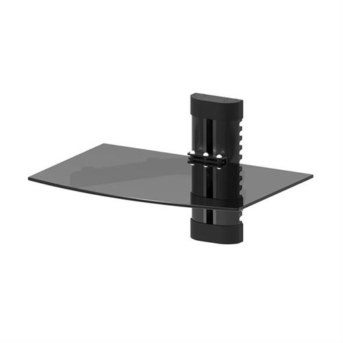 View a large image of the Promounts ONE Series Single Shelf AV Component Wall Mount FSH1.