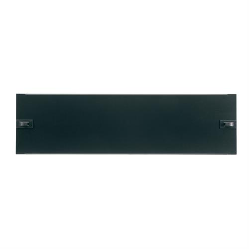 View a larger image of the Middle Atlantic Forward Tool-Less Blank Panel (3RU, Flat Black) FWD-EB3.