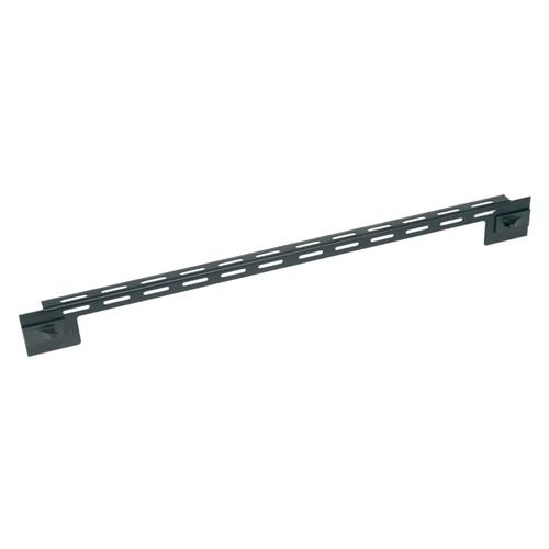 View a larger image of the Middle Atlantic Forward Lace Bar (L Style, 4 Pack) FWD-LB-1A-4PK.