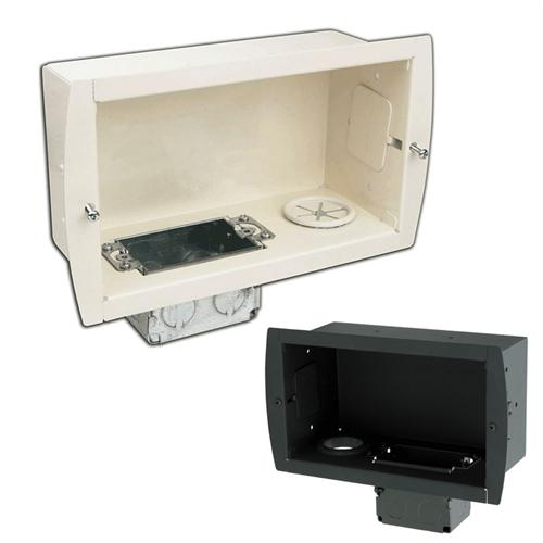 View a larger image of the Premier Mounts In-Wall AV Cable and Power GearBox GB-INWAVP.