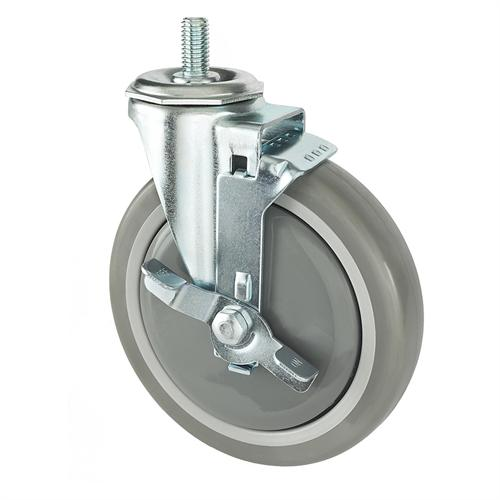 View a large image of the AVTEQ Set of Four 6 inch Heavy-Duty Casters for GM GMP GMX or RPS Carts HDC-6 here.