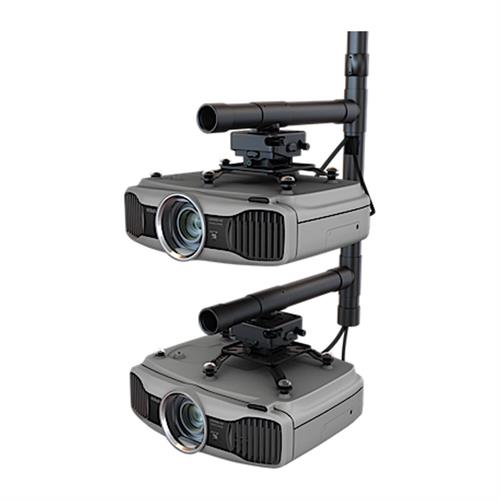 View a large image of the Crimson Stacked Projector Mount JKTWIN here.