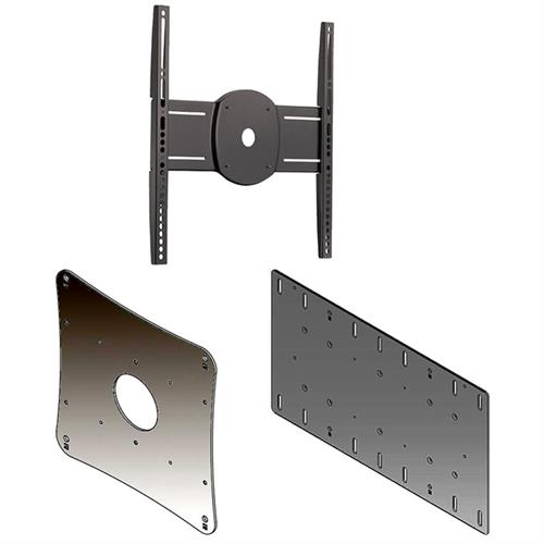 View a large image of the Chief Interface Bracket for Medium Flat Panel Displays Black or Silver JSB here.
