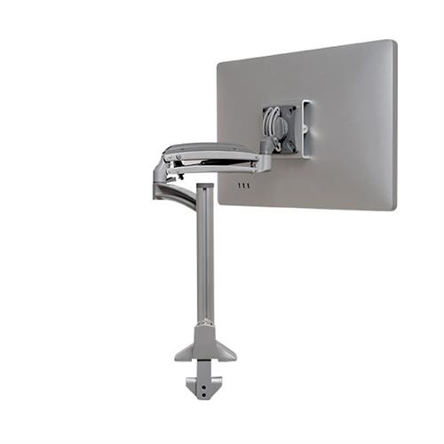 View a large image of the Chief K1C120SXRH Kontour Reduced Height Single Screen Dynamic Column Desk Mount here.