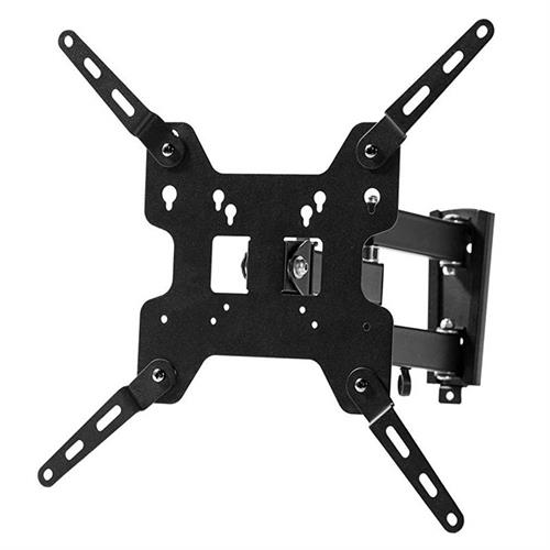 View a large image of the K2 Products Full Motion Extending Arm 42 in TV Wall Mount (Black) K2-A5-B here.
