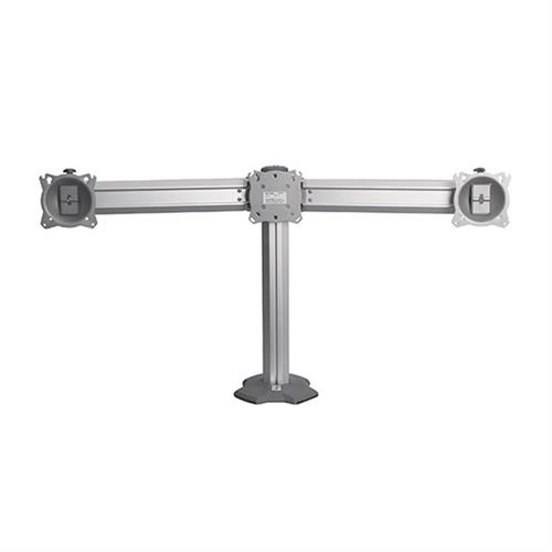 View a larger image of the Chief Kontour K3 Desk Clamp 3x1 or 2x1 Array (Silver) K3C310S.